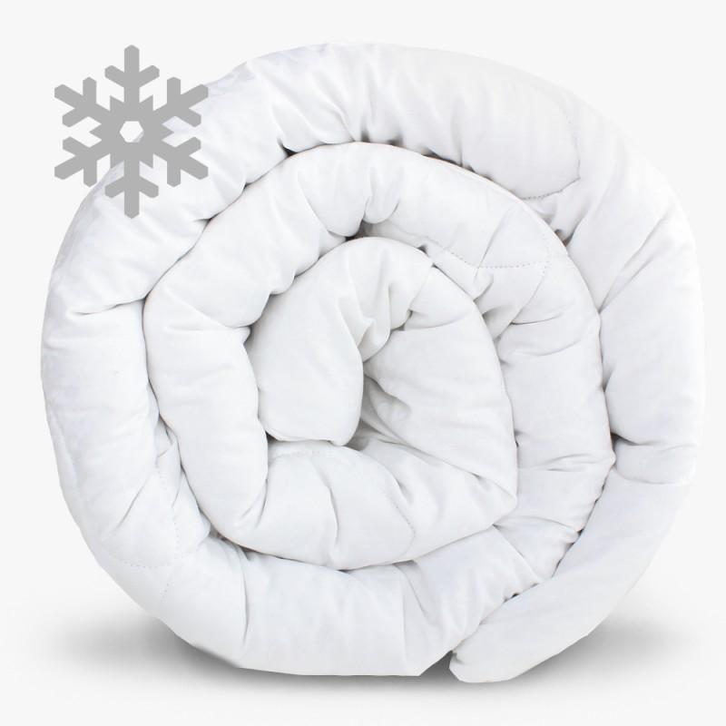 Seidendecke 160x210cm Winter