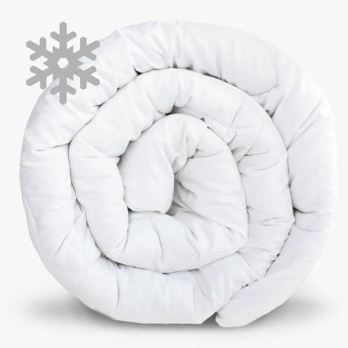 Seidendecke 155x220cm Winter